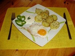 Backrohrkartoffeln