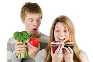 Kohlenhydrate und Serotonin