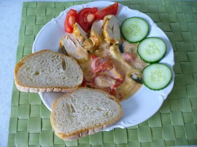 Toskanisches Huhn original