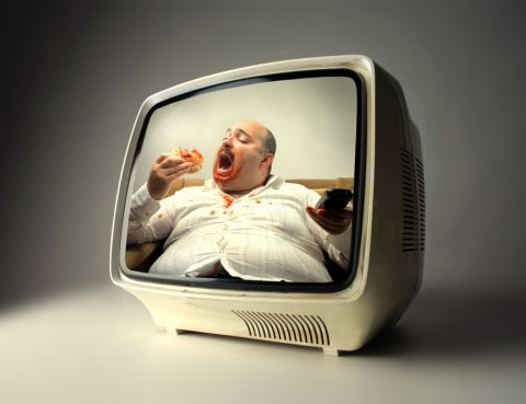 Macht Fernsehen dick