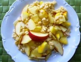 Apfelspaetzle
