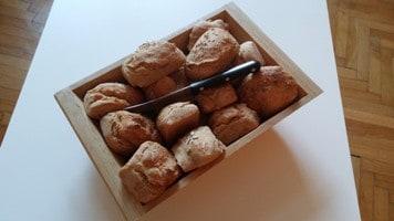 Blitzschnell Brot