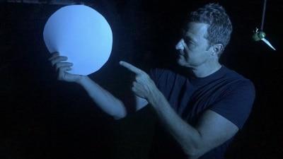 Zur Traumfigur mit dem Mond