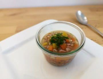 Gerstlsuppe