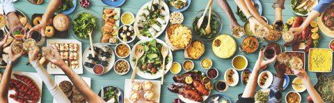 Essen ohne Mangelernährung