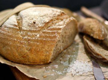 Grundrezept Brot